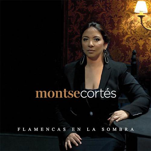 """Carátula de """"Flamencas en la sombra"""""""
